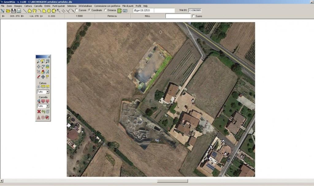GPS Archeologia