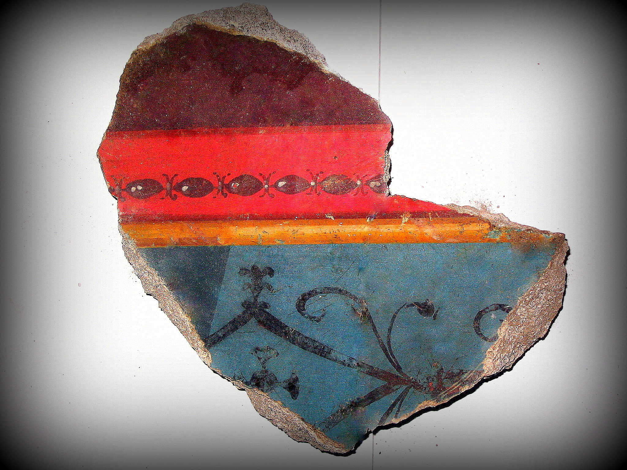 restauro manufatti archeologici
