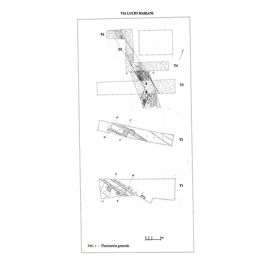 fig. 1 pianta generale